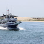 Captree Princess at the Fire Island Inlet